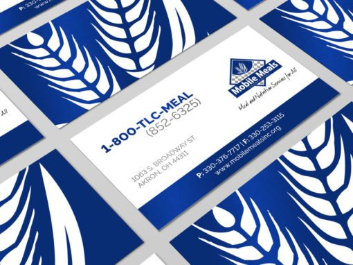 Mobile Meals Business Cards